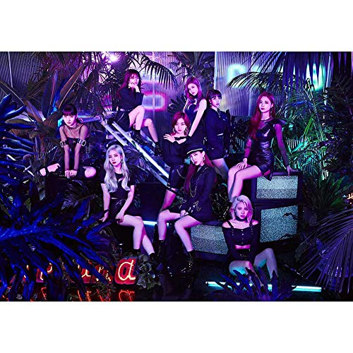 Aristory Twice Japan 5th Single Breakthrough New Mini Album PhotoCard PhotoBook Poster(H01) - Japan Mini Poster