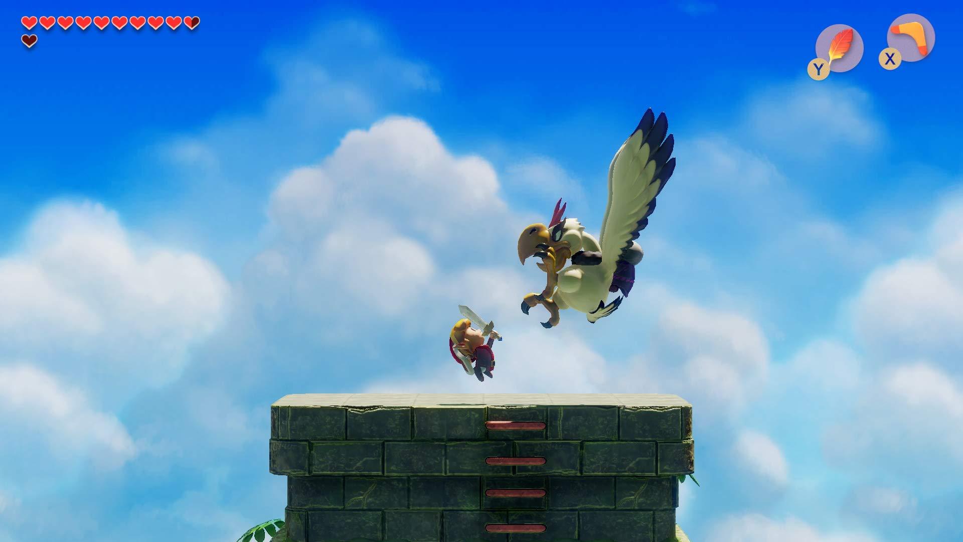 Legend of Zelda Link's Awakening - Nintendo Switch by Nintendo (Image #6)