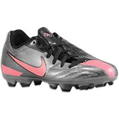 Nike T90 Shoot IV FG Junior - Dark Gray/Black/So