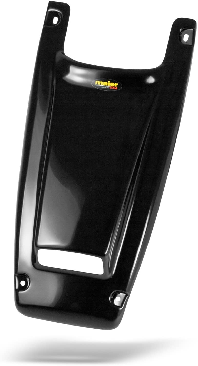 Black 509680 Maier USA Scooped Hood for Honda TRX250R