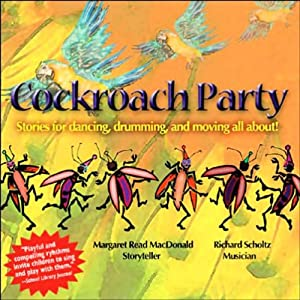 Cockroach Party Audiobook