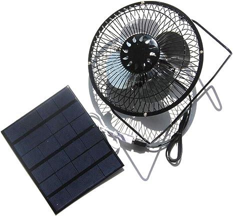 USB Mini Ventilatore Casa Serra Set Di Solare Pannello Modulo