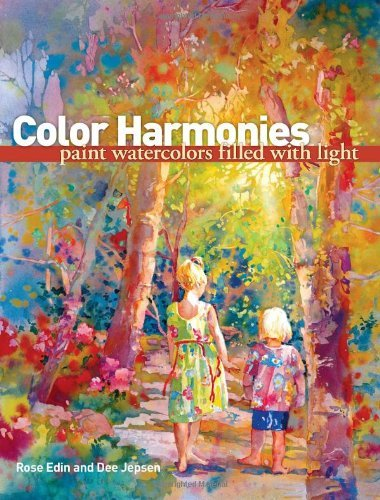 Download Color Harmonies: Paint Watercolors Filled with Light PDF