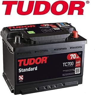 BATERIA TUDOR 70AH / 640A (EN) +D GAMA STANDARD