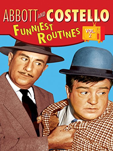 Abbott & Costello: Funniest Routines Volume 2