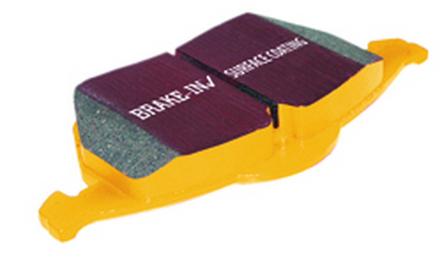 EBC Brakes DP41839R Yellowstuff Street and Track Brake Pad by EBC Brakes