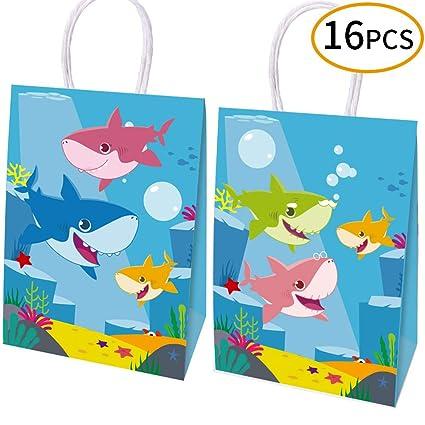 Amazon.com: HYOUNINGF 16 paquetes de bolsas de fiesta con ...