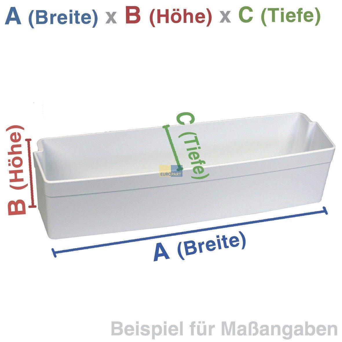 Bosch 671206 00671206 ORIGINAL Absteller Abstellfach Türfach ...