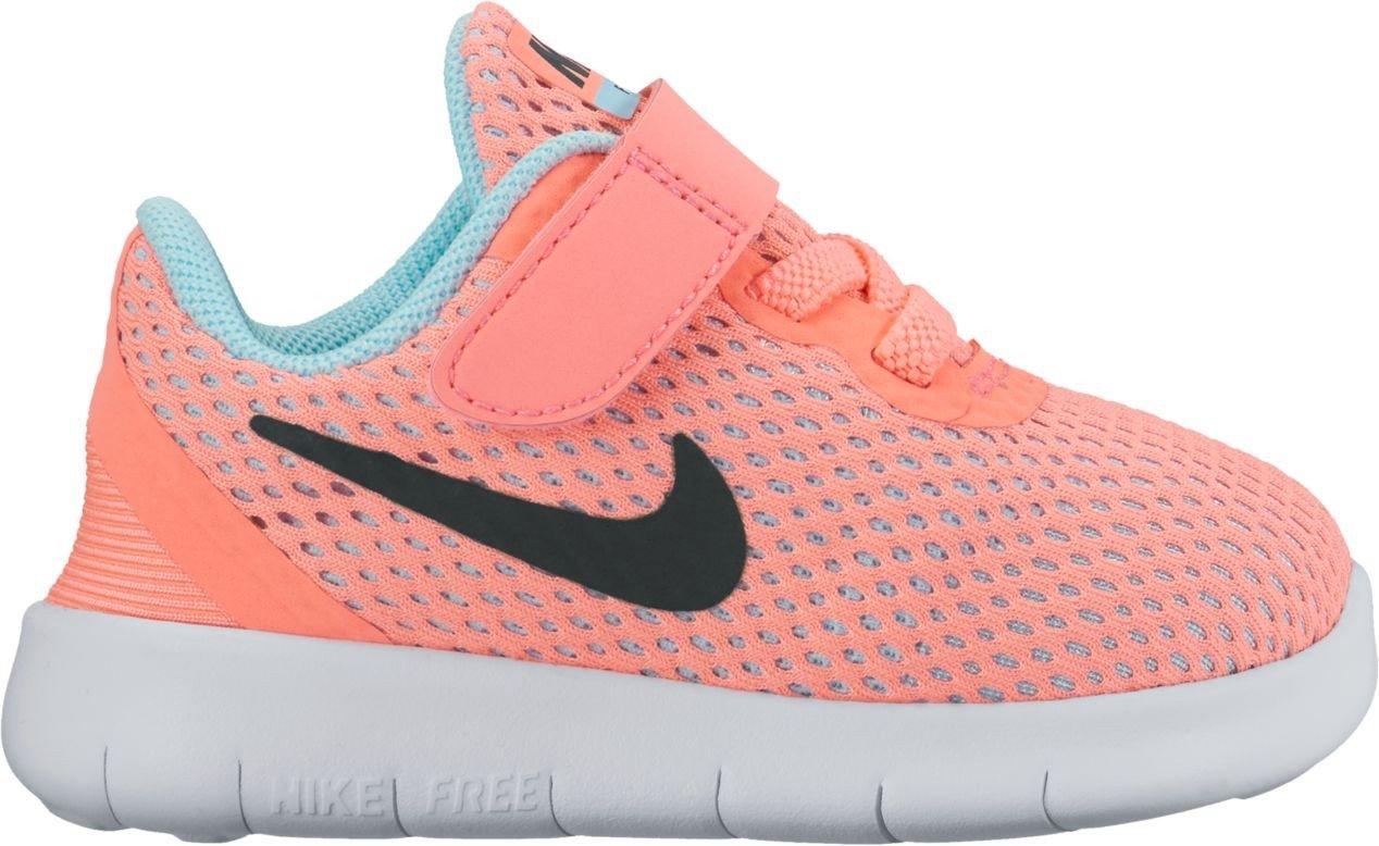 Nike Nike Free RN (TDV) - Lava Glow Metallic Silver Black  Amazon.co.uk   Sports   Outdoors 38b93abef45