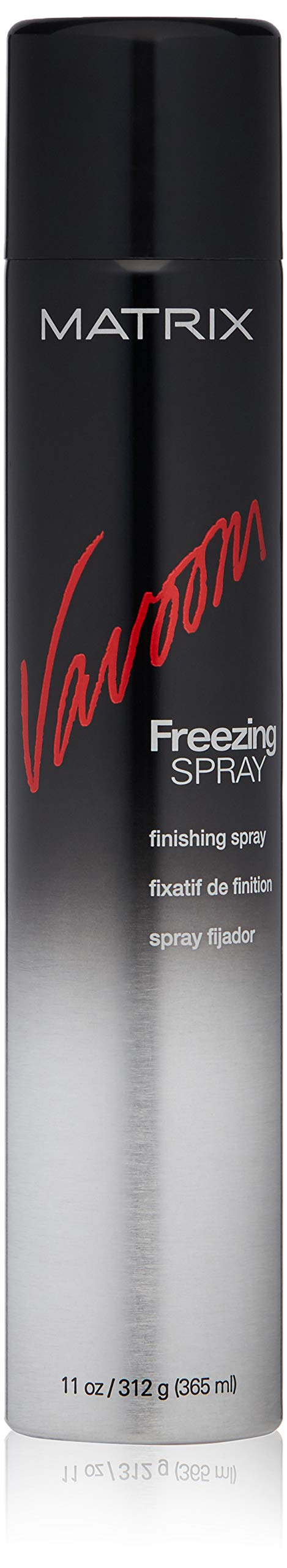 Matrix Vavoom Freezing Finishing Hairspray Extra Firm Hold, 11 Oz. by MATRIX