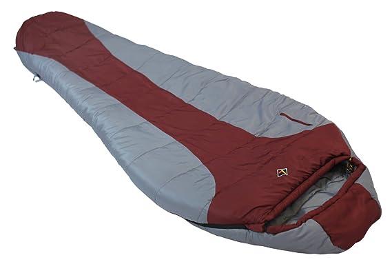 Ledge Sports Featherlite - Saco de Dormir Ultra Compacto (84 x 32 x 20), Unisex, 2600, Granate: Amazon.es: Deportes y aire libre