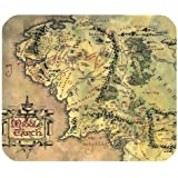 The Lord of the Rings Personalized Custom Gaming Mousepad Rectangle Mouse Mat / Pad Office Accessory And Gift Design-LL292