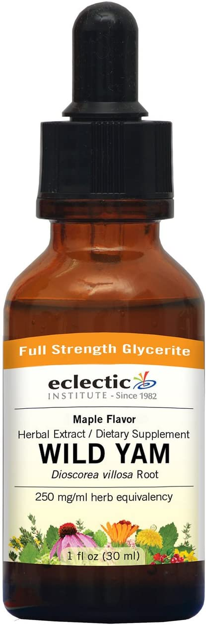 Eclectic Wild Yam Maple G, Orange, 1 Fluid Ounce