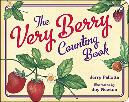 The Very Berry Counting Book (Jerry Pallotta's Counting Books)