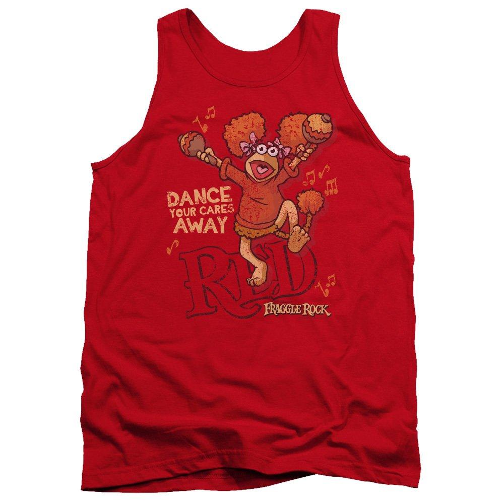 Fraggle Rock Mens Dance Tank Top