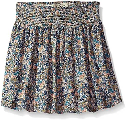 Lucky Brand Girls' Katie Floral Skirt