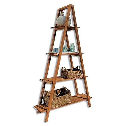 Amazon.com: Whole House Worlds A-Frame Folding Rack, Sedona Spa ...