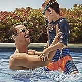 Speedo Men's Swimsuit Jammer PowerFlex Eco Revolve