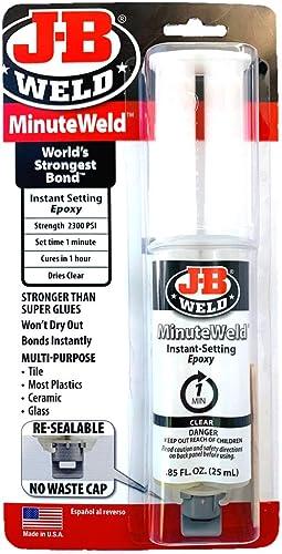J-B Weld 50101 MinuteWeld