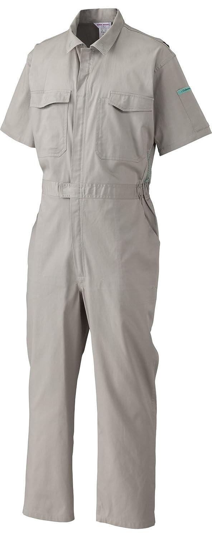 ディッキーズ Dickies (山田辰)夏用半袖 ツヅキ服 711 ブラウン LLサイズ B005J3IRBW LL|ブラウン