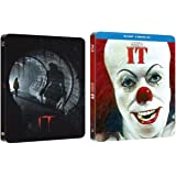 IT Steelbook + Stephen King's IT Steelbook 2018 Limited Edition UK Steelbook Blu-ray + Digital Download Limited Edition Sold Out !!