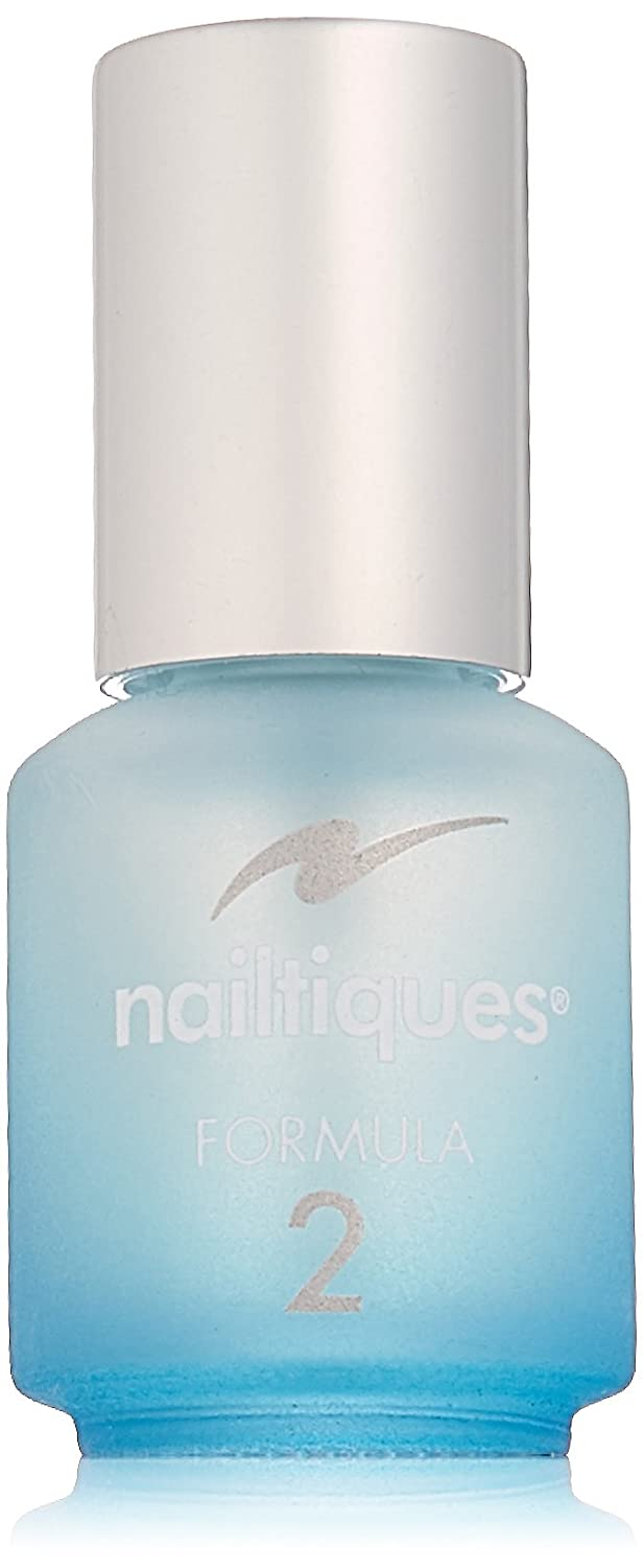 Nailtiques Nail Protein Formula # 2, 0.25 Fl. Oz (Pack of 1) : Nail Strengthening Products : Beauty