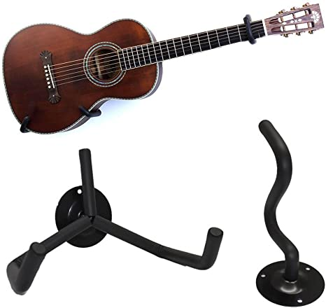 Guitarra Bass guitarra pared colgadores soportes, gancho soporte ...