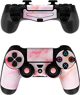 product image for Blush Marble - PS4 Controller Skin Sticker Decal Wrap (Controller NOT Included)