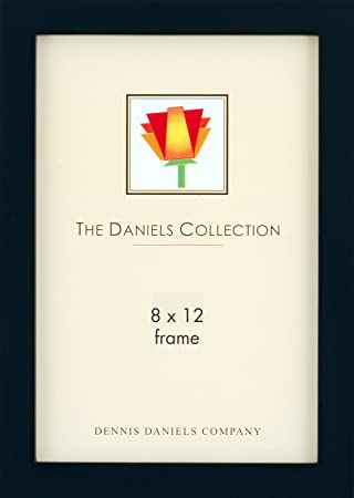Amazon.com - Dennis Daniels Gallery Woods Picture Frame, 8 x 12 ...