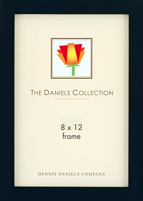 Amazoncom Dennis Daniels Gallery Woods Picture Frame 8 X 12