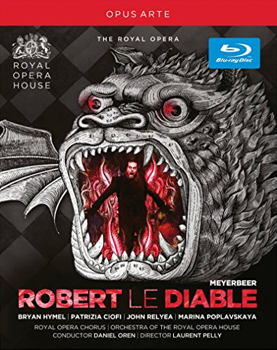 Bryan Hymel - Robert Le Diable (Blu-ray)