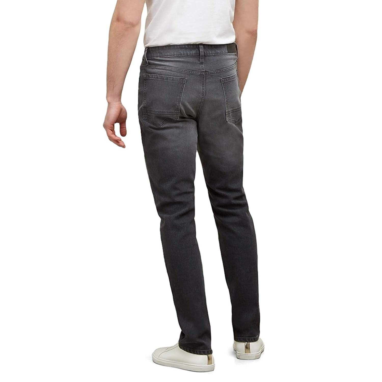 aa6fae10 Kenneth Cole York Men's Straight Denim Pant at Amazon Men's Clothing store: