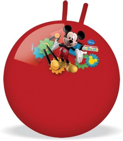 Mondo Mickey Mouse Club House - Pelota para saltar, 50 cm: Amazon.es: Juguetes y juegos