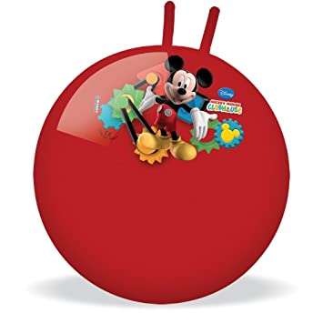 Mondo Mickey Mouse Club House - Pelota para saltar, 50 cm: Amazon ...