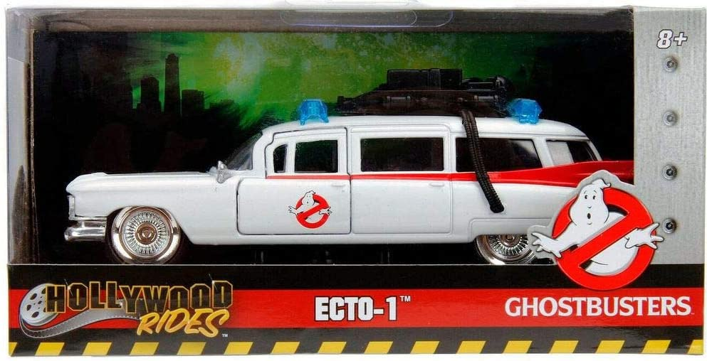 32/Ghostbusters ecto-1 Bianco Jada JA99541/1