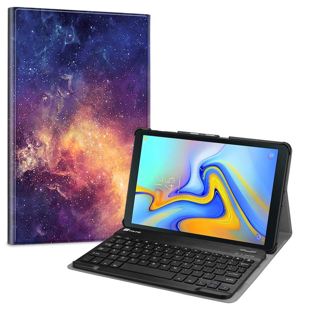 Funda + Teclado Galaxy Tab A 10.5 FINTIE [7JMQVFPG]
