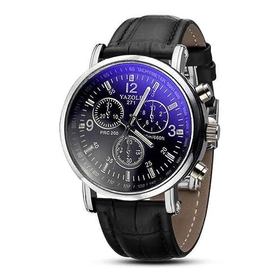 Venda de reloj de la manera creativa reloj de los hombres de negocios necesaria lujo de