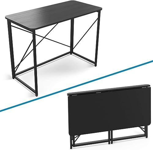 Foldable Study Computer Desk