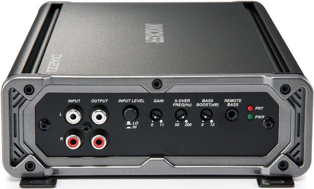 Amazon kicker cx12001 1200w mono d audio amplifier electronics sciox Gallery