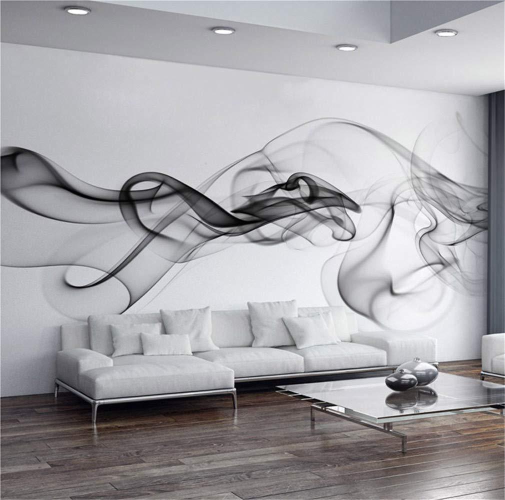 Fototapete Foto Benutzerdefinierte Wandbild Tapete Moderne Rauch Wolken Abstrakte Kunst Große Wandmalerei Schlafzimmer Wohnzimmer Sofa Tv Fotowandpapier 3D, 350 Cm X 245 Cm