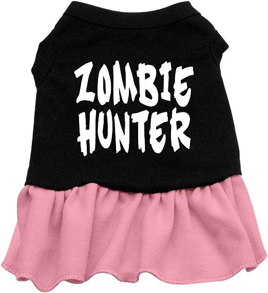Mirage Zombie Hunter Vestido Serigrafiado