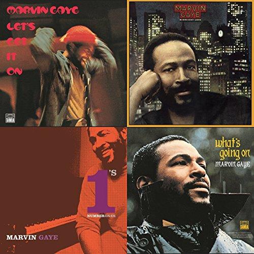 Best Of Marvin Gaye (Best Of Marvin Gaye)