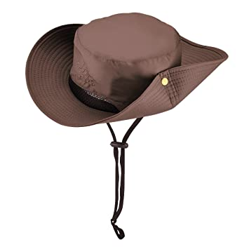 Wide Brim Sun Hat Fishing Hats For Man and Women 6b1103bdcdc6