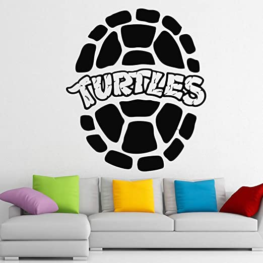 GJQFJBS Pegatinas de pared de tortuga personalizadas, accesorios ...