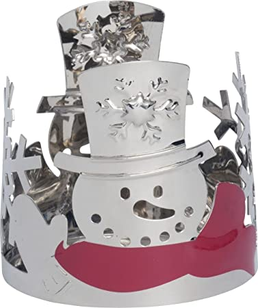 Amazonde Yankee Candle Snowman Jar Holder