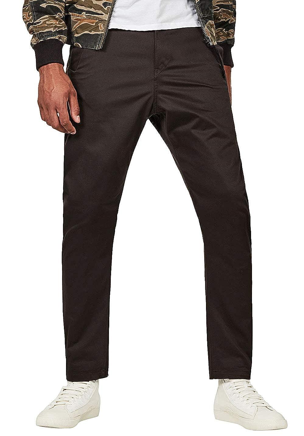 G-STAR RAW Men's Bronson Straight Tapered Chinoapered Chino Trousers