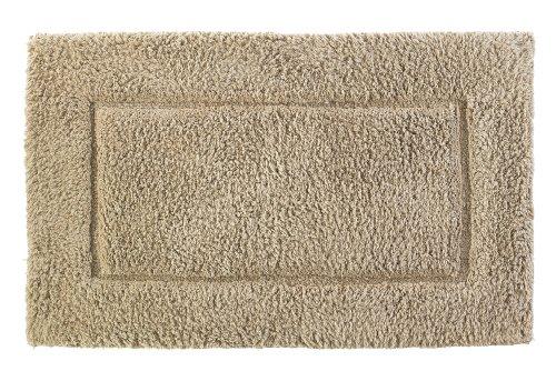 Kassatex ELR-244-DS Elegance Bath Rug, 24 by 40-Inch, Desert Sand (Desert Sand Rug)