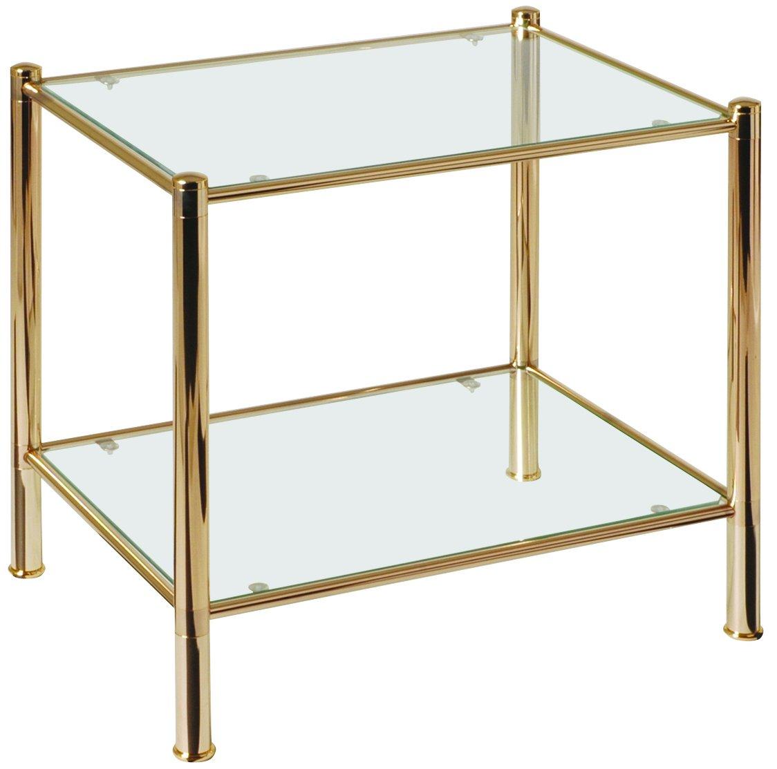 HAKU Furniture 87309 End Table, 50 x 54 x 41 cm