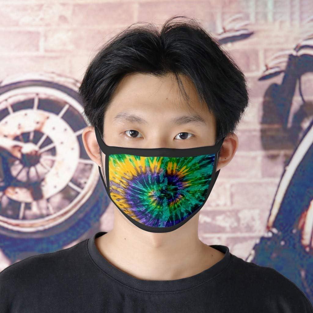 AIORNIY 1-teilig Unisex Universal Gesichts Staubschutz Waschbare Wiederverwendbare Stoff Gesichtsschutz