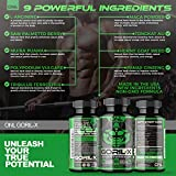GORIL-X Men's Performance Pills - All Natural